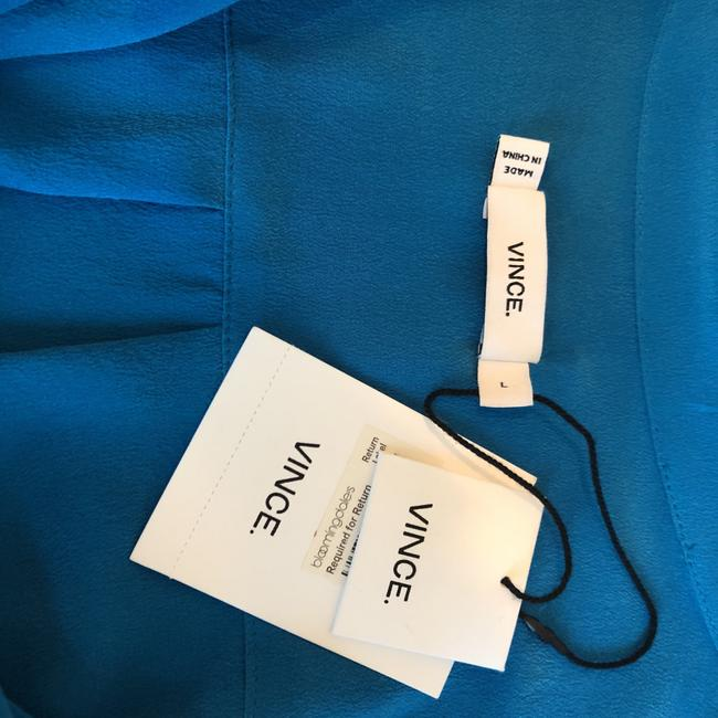 Vince Top Turquoise