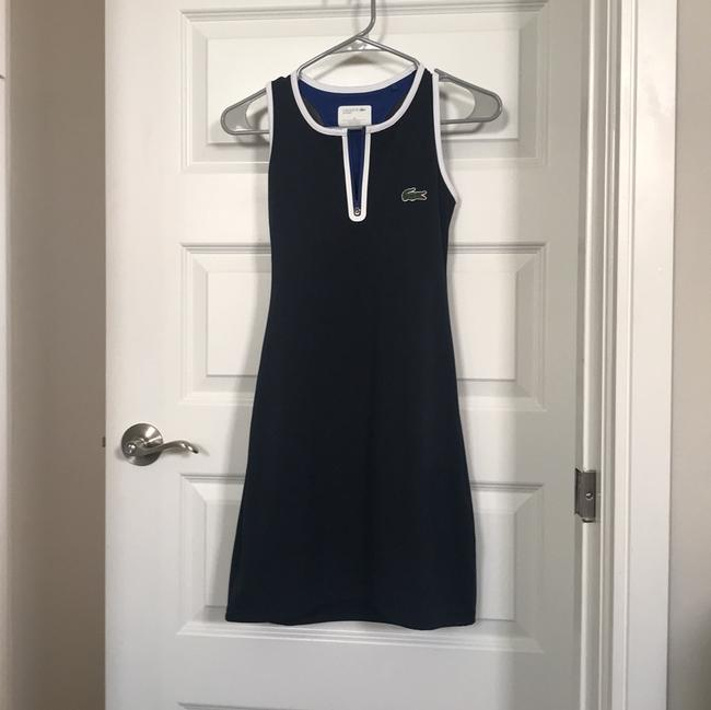Preload https://img-static.tradesy.com/item/24290384/lacoste-navy-with-white-and-royal-trim-dress-rn87651-activewear-sportswear-size-2-xs-0-2-650-650.jpg