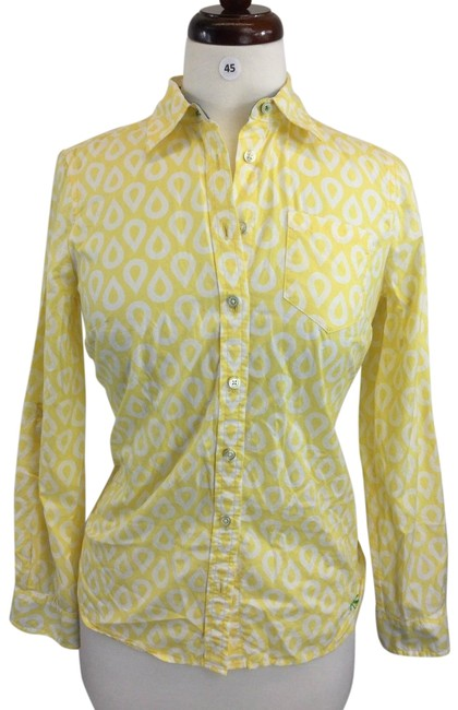 Preload https://img-static.tradesy.com/item/24290446/talbots-multicolor-women-petite-long-sleeve-multi-yellow-print-blouse-shirt-button-down-top-size-2-x-0-3-650-650.jpg