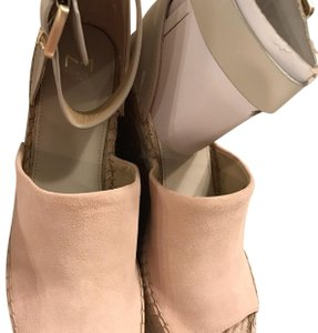 Marc Fisher Ivory Wedges