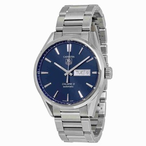 TAG Heuer Tag Heuer Carrera Blue Dial Stainless Steel Men's Watch
