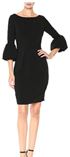 Preload https://img-static.tradesy.com/item/24290491/laundry-by-shelli-segal-black-short-cocktail-dress-size-2-xs-0-3-650-650.jpg