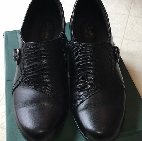 Clarks black Boots