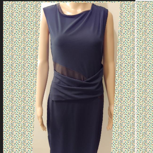 Preload https://img-static.tradesy.com/item/24290525/graham-and-spencer-navy-blue-dinner-with-black-leather-trims-mid-length-cocktail-dress-size-6-s-0-0-650-650.jpg