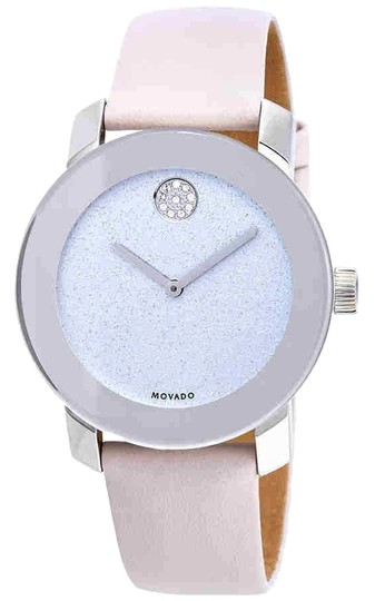 Preload https://img-static.tradesy.com/item/24290565/movado-bold-silver-glitter-dial-ladies-3600522-watch-0-3-540-540.jpg