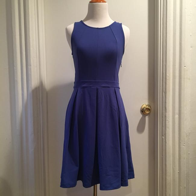 Preload https://img-static.tradesy.com/item/24290594/cynthia-rowley-cobalt-blue-fit-and-flare-short-casual-dress-size-2-xs-0-2-650-650.jpg