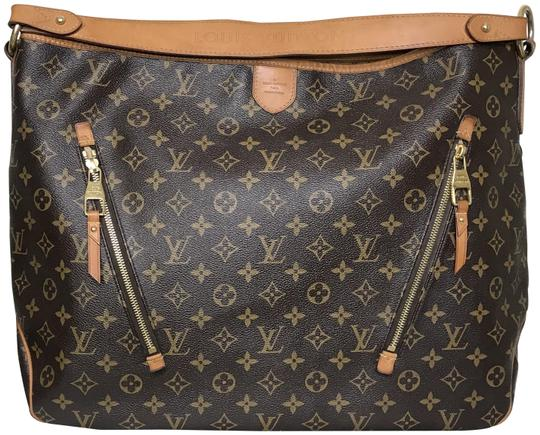 Preload https://item5.tradesy.com/images/louis-vuitton-delightful-gm-monogram-canvas-brown-leather-tote-24290599-0-3.jpg?width=440&height=440