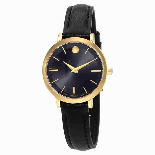 Preload https://img-static.tradesy.com/item/24290627/movado-ultra-slim-black-dial-ladies-0607095-watch-0-0-540-540.jpg