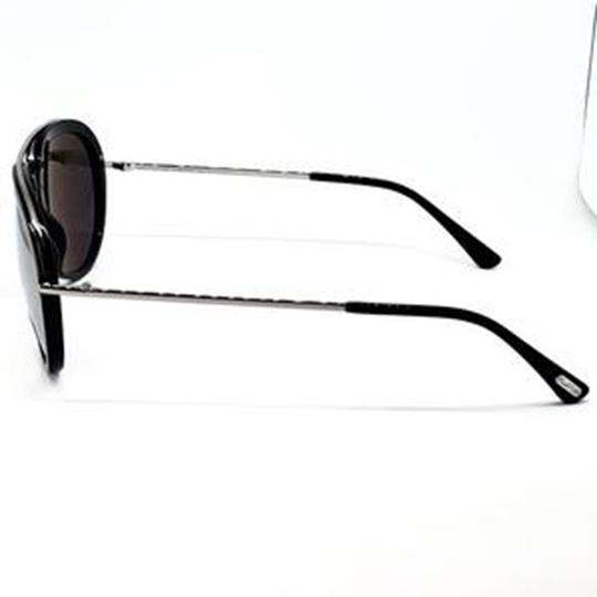 Tom Ford Unisex Aviator Sunglasses Plastic & Metal Frame with Mirrored Lens