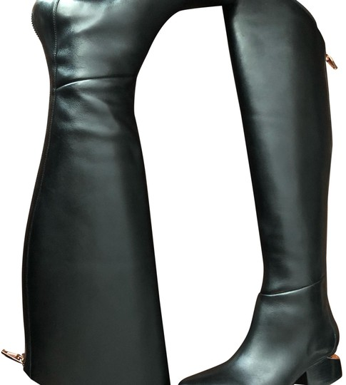 Preload https://img-static.tradesy.com/item/24290666/alexander-wang-black-sigrid-with-rose-gold-bootsbooties-size-eu-395-approx-us-95-regular-m-b-0-3-540-540.jpg