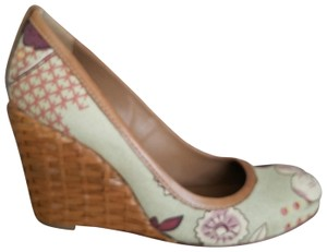 Tory Burch Multicolored Wedges