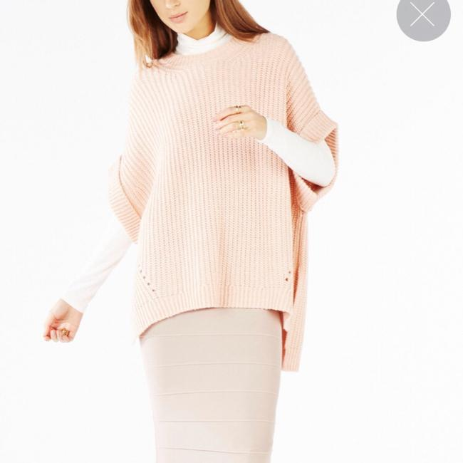 Preload https://img-static.tradesy.com/item/24290717/bcbgmaxazria-ashtyn-oversized-pink-sweater-0-2-650-650.jpg