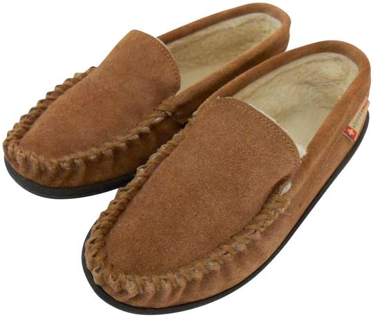 Preload https://img-static.tradesy.com/item/24290722/tan-suede-leather-moccasins-lined-flats-size-us-75-regular-m-b-0-3-540-540.jpg