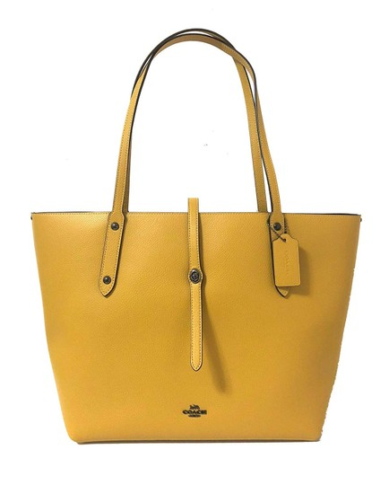 Preload https://img-static.tradesy.com/item/24290732/coach-market-tote-dkflax-yellow-leather-shoulder-bag-0-0-540-540.jpg