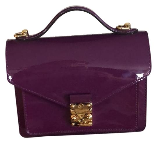 Preload https://img-static.tradesy.com/item/24290780/louis-vuitton-monceau-adjustable-straps-amethyst-patent-leather-cross-body-bag-0-3-540-540.jpg
