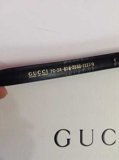 Gucci Glossy Leather