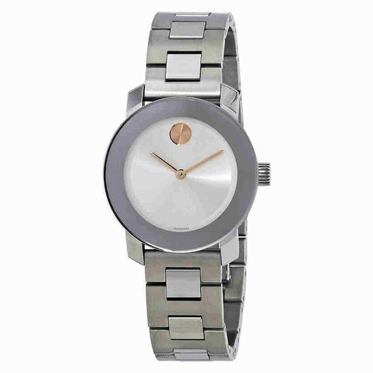 Preload https://img-static.tradesy.com/item/24290785/movado-bold-silver-sunray-dial-stainless-steel-ladies-3600433-watch-0-0-540-540.jpg
