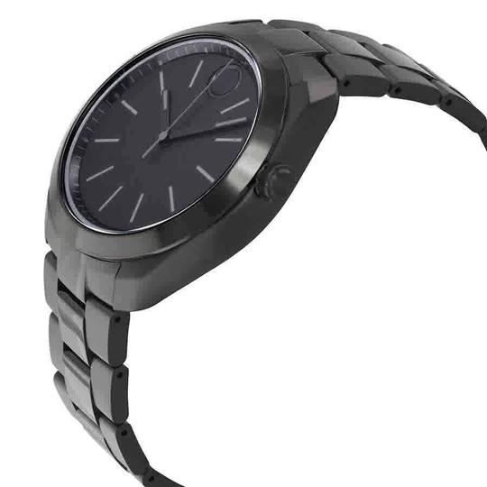 Movado Movado Bold Motion Black IP Stainless Steel Men's Watch 3660004