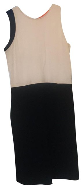 Preload https://img-static.tradesy.com/item/24290854/cynthia-steffe-blackwhite-sleeveless-mid-length-workoffice-dress-size-2-xs-0-3-650-650.jpg