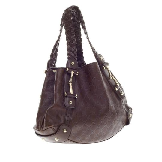 Preload https://img-static.tradesy.com/item/24290861/gucci-with-gold-hardware-brown-suede-leather-hobo-bag-0-0-540-540.jpg