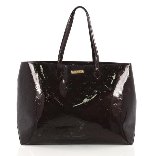 Preload https://img-static.tradesy.com/item/24290868/louis-vuitton-wilshire-handbag-monogram-vernis-gm-amarante-leather-tote-0-2-540-540.jpg