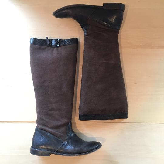 Preload https://img-static.tradesy.com/item/24290901/frye-brown-paige-leather-and-canvas-riding-bootsbooties-size-us-6-regular-m-b-0-2-540-540.jpg