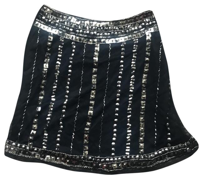 Preload https://img-static.tradesy.com/item/24290915/angie-blackgold-party-skirt-size-4-s-27-0-3-650-650.jpg