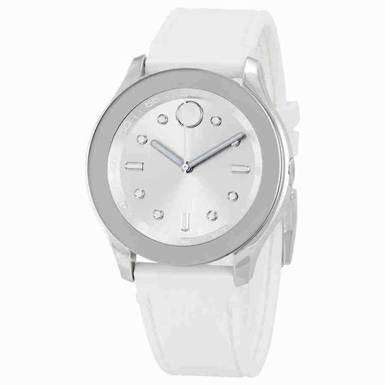 Preload https://img-static.tradesy.com/item/24290946/movado-bold-silver-dial-white-silicone-ladies-3600419-watch-0-0-540-540.jpg