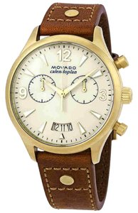 Movado Movado Heritage Chronograph Ladies Watch 3650025