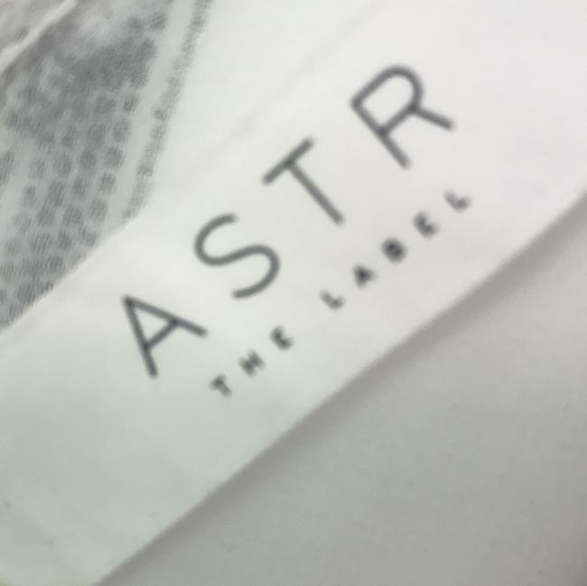 Black and white Maxi Dress by ASTR