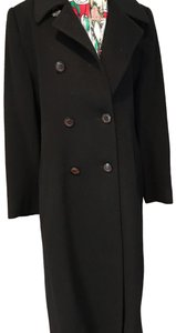 Bloomingdale's Cashmere Long Cashmere Ladies Cashmere Trench Coat