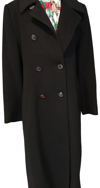 Preload https://img-static.tradesy.com/item/24290974/bloomingdale-s-black-cashmere-long-fleurette-for-nordstrom-coat-size-12-l-0-6-650-650.jpg
