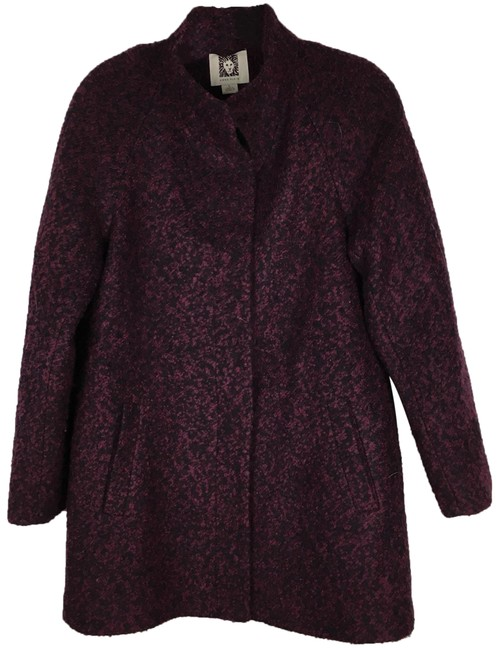 Item - Red and Black Coat Size 12 (L)