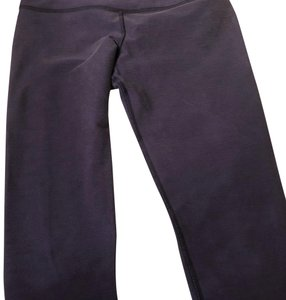 Lululemon lululemon wunder under cropped pants