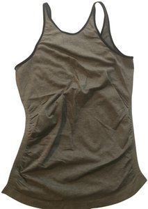 Lululemon Active Sport Yoga Top Army Green