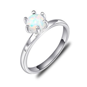 Multi Color New Buy 1 Get 1 Free Fire Opal Read Description Free Shipping Ring