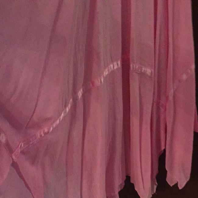 Pink Maxi Dress by No Tag Image 3