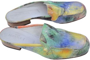 Sesto Meucci multi color Mules