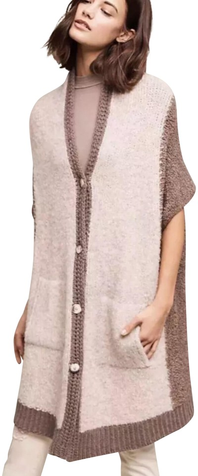 d768abd72780b6 Anthropologie Sleeping On Snow Cocoon Cardigan Size OS (one size ...
