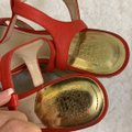 Vince Camuto Red Wedges Size US 7.5 Regular (M, B) Vince Camuto Red Wedges Size US 7.5 Regular (M, B) Image 8