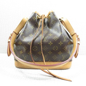 Louis Vuitton Lv Noe Canvas Petit Shoulder Bag