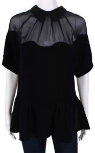 Opening Ceremony Top Black