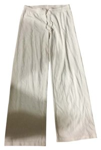 Gadzooks Wide Leg Pants White
