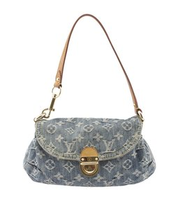 Louis Vuitton Denim Shoulder Bag