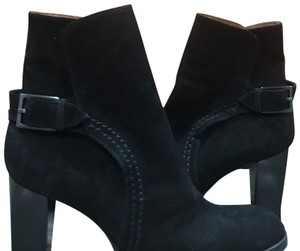 Tod's Womens Suede black Boots