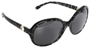 Chanel Authentic Chanel 5211 Round Black & Pearl Sunnglasses Polarized Italy