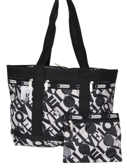 LeSportsac Carry Love is Bold Travel Bag Image 1
