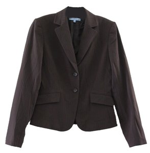 Antonio Melani Dryclean Only Brown Blazer