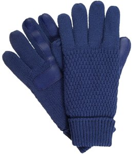 Isotoner Textured smarTouch smartDRI Lined Gloves