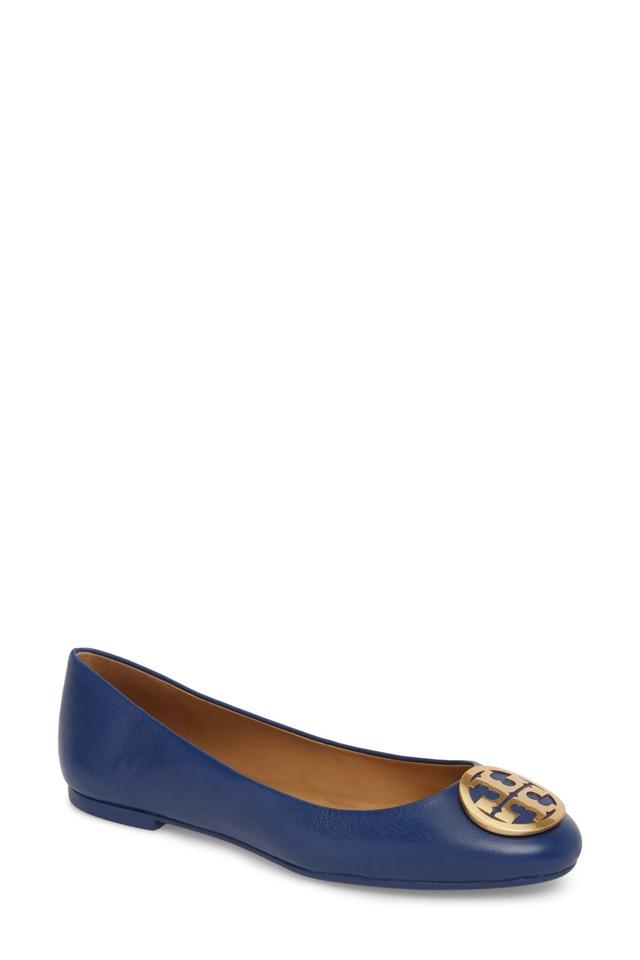 d2dc258fa02 Tory Burch Fresh Blueberry Benton Ballet Flats. Size  US 10.5 Regular ...